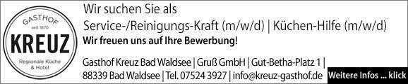 Gasthof Kreuz Bad Waldsee