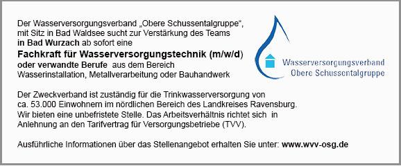 Obere Schussentalgruppe OSG