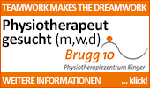 Brugg 10 sucht Physiotherapeut