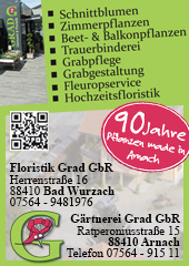 Gärtnerei & Floristik Grad