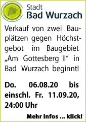 """Bauplätzeverkauf """"Am Gottesberg II"""""""