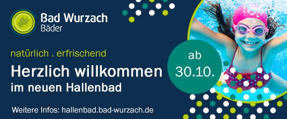 Eröffnung Hallenbad Bad Wurzach