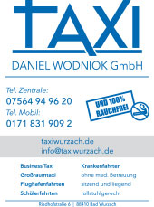 Taxi Daniel Wodniok GmbH