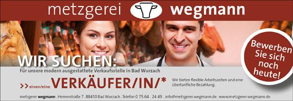Metzgerei Wegmann