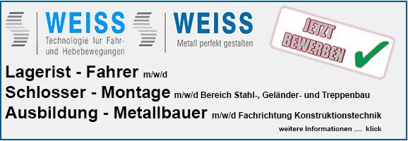 Weiss Metallbau