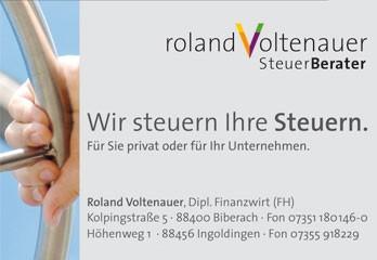 Steuerberater Roland Voltenauer