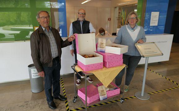 Suppenküche dankt OSK-Belegschaft Bad Waldsee - BLIX ...