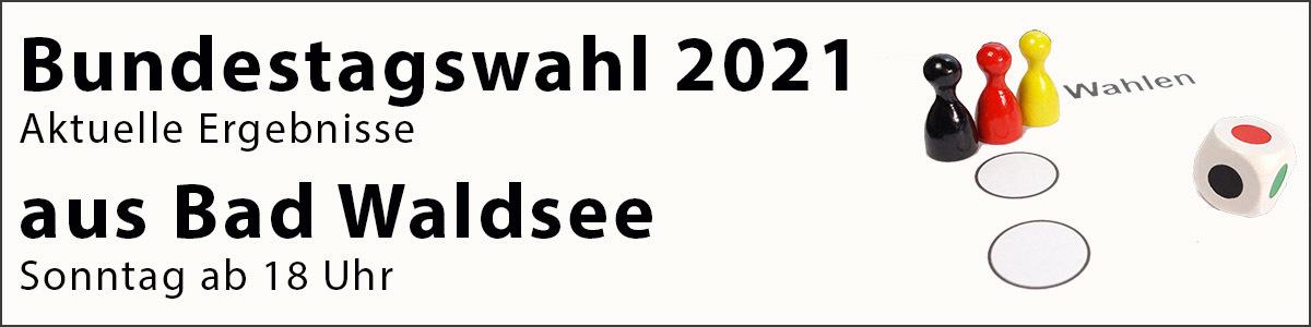 Bundestagswahl Bad Waldsee
