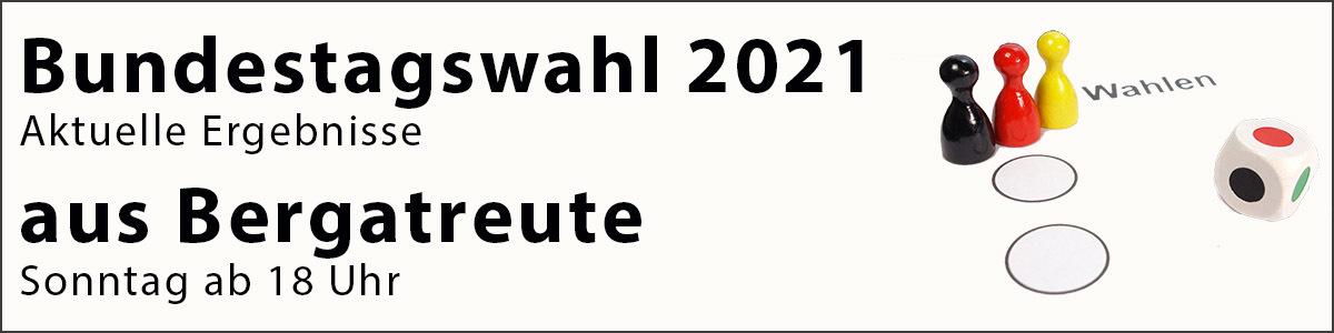 Bundestagswahl Bergatreute