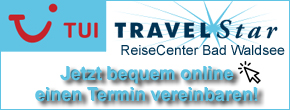 Reservierung TUI Reisecenter Bad Waldsee